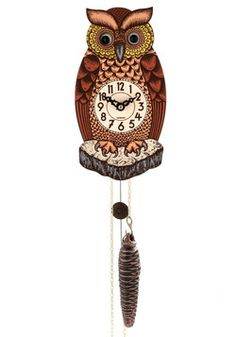 All Wise on Me Wall Clock