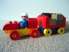 DUPLO trucks and buses | LEGO DUPLO Ideas