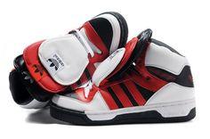 online store 6a3ed b5c6a Women adidas Originals x Jeremy Scott 3 Tongue red white For  99.99