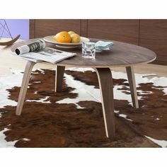Plywood Coffee Table - Click to enlarge