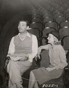 Clark Gable and Carole Lombard  They were married but she was killed in a plane crash - he did not remarry for many years
