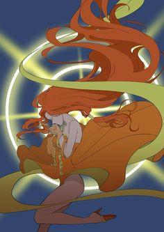 Anime Mermaid, Mermaid Art, Anime Manga, Anime Art, Punk Disney Princesses, Princess Disney, Images Kawaii, Mermaid Melody, A Silent Voice