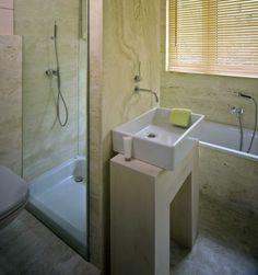 Mała łazienka - zasady projektowania