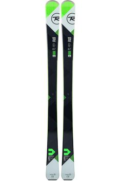 """The Rossignol Experience 84 HD All Mountain Ski blends the heart of a high-performance carving machine with a smooth, effortless freeride feel. Carbon Alloy Matrix increases edge grip, stability, dampness, and drive for a finely-tuned fusion of damp, """"planted-to-the-snow"""" edge grip and loose, playful mobility."""