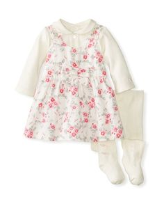567593a10274c Emile et Rose Baby Jumper   Tights