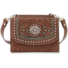 American West Lady Lace Small Bag Wallet Combo