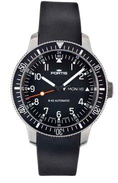 Fortis Watch Cosmonautis Official Cosmonauts