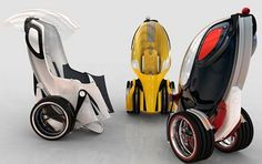 Scarab, Concept Cars, Electric Cars, Future cars, Hi-tech cars, futuristic cars, futuristic design