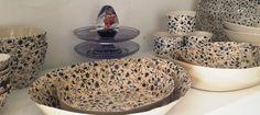 Plettenberg Bay Shop Serveware, Tableware, Contemporary Ceramics, Ceramic Planters, Container, Shop, Handmade, Ceramic Pots, Dinnerware