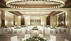 """92 次赞、 2 条评论 - Ed Ng & Terence Ngan (@ab_concept) 在 Instagram 发布:""""Rosewood Hotel Ballroom #rosewoodhotel #ballroom #sanya #luxuryhotel #interiordesign #hoteldesign…"""""""