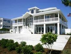 9 Bedrooms - 10½ Baths - 8,965 Sq' - Built 2007     The ultimate beach house. Designed to provide a comfortable vacation for groups of up to 22. Over $240,000 in annual gross rental income offsets oper...