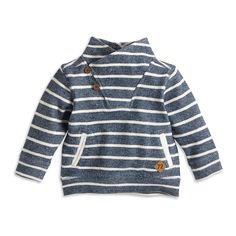 Striped Sweater, Blue, Tops, Kids | Lindex