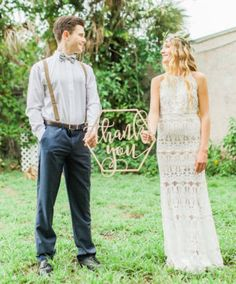 Geometric Wedding Th