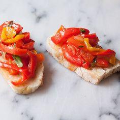 Peperonata (Red Pepper Stew) Recipe on Food52 recipe on Food52