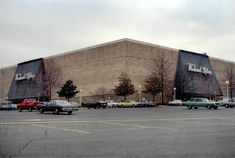 "Tyson's Corner Shopping Center: Remember ""losing"" our car here; it was so big! Old Pictures, Old Photos, Vintage Photos, Tysons Corner Mall, Tysons Corner Virginia, Fairfax County, Falls Church, Shopping Malls, Shopping Center"