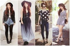 Eu Crio Moda: Blogueira
