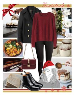 """""""// All my favourite conversations, Always made in the AM //"""" by little-miss-rhapsody ❤ liked on Polyvore featuring Truths, Balmain, H&M and natjulieta"""