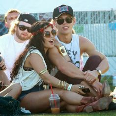 Vanessa Hudgens and Austin Butler at Coachella -- Will He Propose?