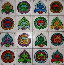 татарские узоры и орнаменты - Google Search