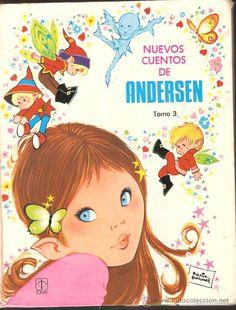 MARIA PASCUAL * NUEVOS CUENTOS DE ANDERSEN * - T- 3 (Libros de Lance - Literatura Infantil y Juvenil - Cuentos)