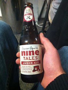 James Squire - Nine Tales Amber Ale
