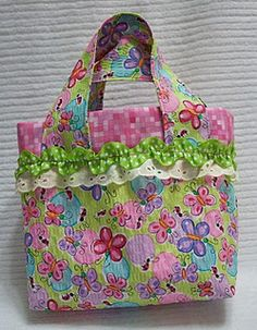 Little girl purse