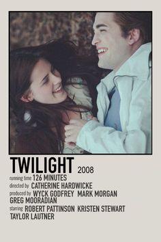 Film Twilight, Twilight Poster, Twilight Photos, Twilight Edward, Iconic Movie Posters, Minimal Movie Posters, Iconic Movies, Film Posters, Robert Pattinson
