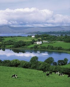 Bantry Bay, County Cork, Ireland Bantry is wonderful, great history, shopping and food.