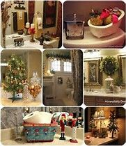 Image result for Bathroom Decor for Xmas