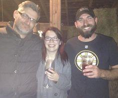 Dean, Jess, and Josh  #massholes