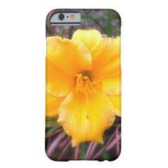 Daylily iPhone 6 Case