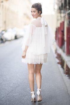 Pin for Later: Retour Sur les Meilleurs Looks Street Style de la Semaine de la Haute Couture