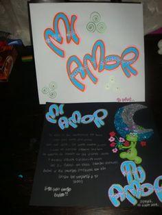 Letra timoteo... imagenes - Taringa! Sweet Dreams, Birthday, Banners, Nail Art, Presents, Messages, Birthdays, Dirt Bike Birthday, Birth Day