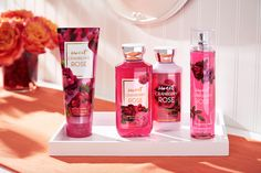 Introducing NEW Sweet Cranberry Rose