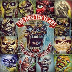 Iron Maiden - First Ten Years