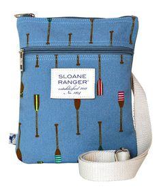 Blue Oars Crossbody Bag #zulily #zulilyfinds