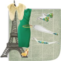 """""""Claudia Collection"""" by i-tre-mercanti on Polyvore"""