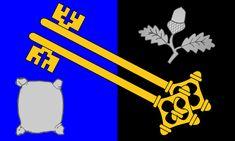 County flag of Surrey, UK