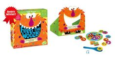 Kid`s Board Game - Feed the Woozle Pr...