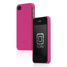 Incipio feather Thin iPhone 4 Cell Phone Case, Pink