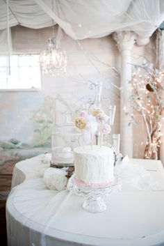 Ideas for a Shabby Chic Baby Shower