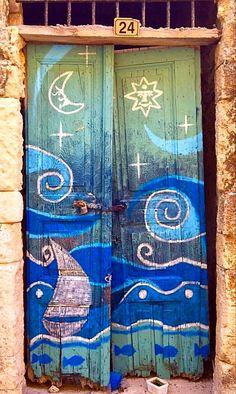 Rethymno, Crete, Greece More