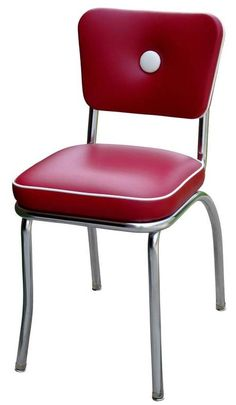 Diner chair   4270   Button Back Diner Chairs   Button Back ChairRichardson Seating Retro 1950s V Back Diner Dining Chair in  . Red Retro Diner Chairs. Home Design Ideas