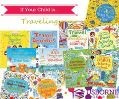 Best of Usborne for Traveling