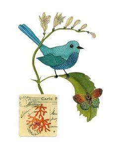 Bird No. 4