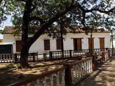Plaza Barbacoa Aragua VENEZUELA