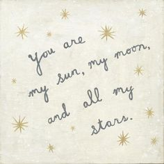 Sugarboo Art Print - My Sun, My Moon