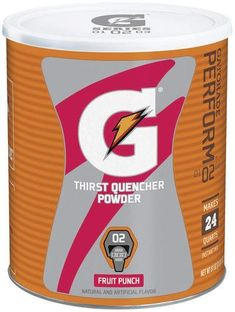 Gatorade  Fruit Punch Powder  New Value Pack Size 102oz Gatoradeg7 ** Read more reviews of the product by visiting the link on the image.
