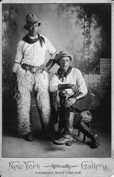 African American cowboys   my father is gone now but he would have enjoyed seeing this photo on the computer.