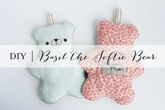 This Bear Belongs To: Your Favorite New Baby   eHow Crafts   eHow